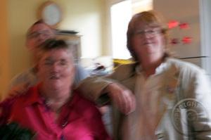 Kathy's birthday party